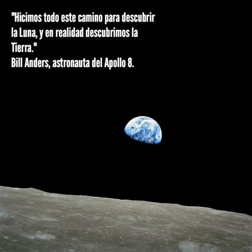 Earthrise. 24-12-1968