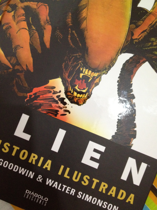 Alien, La Historia Ilustrada