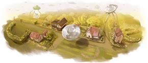 Aniversario de HG Wells en Google